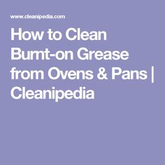 1000 Ideas About Cleaning Burnt Pots On Pinterest Cleaning Cleaning Burnt Pans And Cleaning