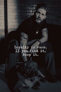 Positive Quotes : QUOTATION – Image : Quotes Of the day – Description Loyalty is rare. Sharing is Power – Don't forget to share this quote ! Good Life Quotes, Daily Quotes, Wisdom Quotes, Quotes To Live By, Nice Quotes, Positive Quotes, Motivational Quotes, Inspirational Quotes, Tom Hardy Quotes