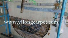 Do you like oval-shaped carpet ? The handmade silk oval-shaped carpet is finishing in yilong carpet factory. #carpet #handknotted #handknittedcarpet #rug #persiancarpet #silkcarpet #chinesesilkcarpet #orientalsilkcarpet #henancarpet #rugsandcarpets #handmade #turkishcarpet www.yilongcarpet.com alice@yilongcarpet.com WhatsApp: 8615638927921