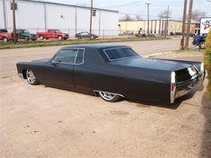 1968 Cadillac -DAMN IT!