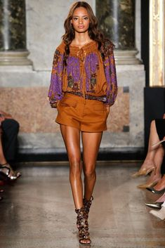 Fashion Friday: Emilio Pucci Spring 2015 | The English Room