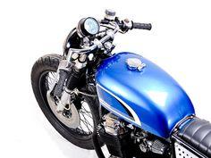 Honda CB750 by Moto Hangar ~ Return of the Cafe Racers