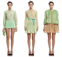 ... things lovely: Red Valentino Pre Spring/Summer 2012