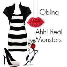 Oblina - Ahh! Real Monsters