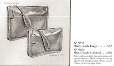 Vintage Coach, Vintage Bags, Vintage Handbags, Coach Leather Bag, Leather Backpack, Bonnie Cashin, Color Show, Bag Making, Coach Bags