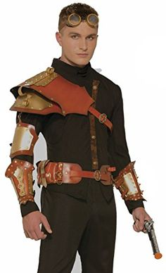 Adult size Female Steampunk Armor Belt Costume Accessory Cosplay fnt