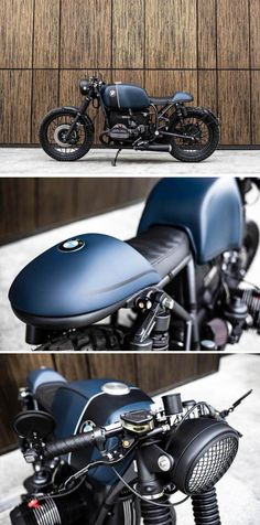 BMW Cafe Racer von Recast Moto bmw yamaha for women gear girl harley tattoo Virago Cafe Racer, Cafe Racer Honda, Cafe Racer Logo, Bandit Cafe Racer, Gs 500 Cafe Racer, Custom Cafe Racer, Cafe Racer Build, Cafe Racer Motorcycle, Motorcycle Design