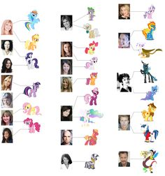 OH MY CELESTIA! TRIXIE AND CHRYSALIS ARE VOICED BY THE SAME PERSON?