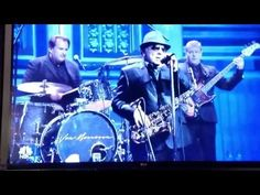 "Van Morrison ""Too Late"" LIVE"