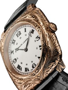 Go West  Ralph Lauren Introduces Limited-Edition American Western Watch  Collection 1c45243848fe3