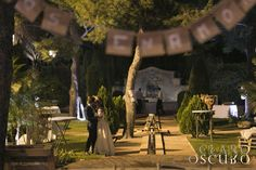 Momentos durante la boda