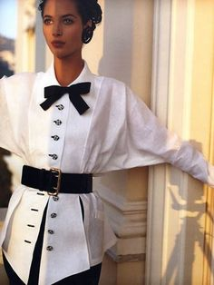 Christy Turlington - CHANEL, 1991