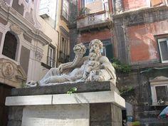 Piazzetta Nilo #square #piazze #naples #napoli #italy #travel #faunopompei #beautiful #tournaples #pompeii #museo #museum #city