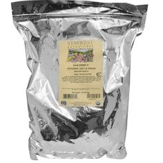 Starwest Botanicals, Organic Peppermint Leaf C/S, 1 lb (453.6 g) - iHerb.com