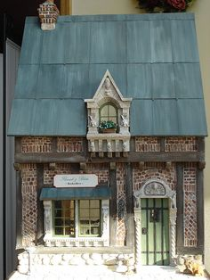 Dollhouse Miniatures : Amazing brickwork  Share, Repin, Comment - Thanks!