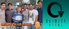 Ágape en la radio: Eres la Luz   -   Química Vital