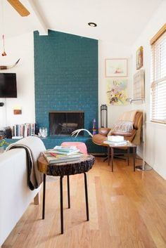 Laura & Ray's Art-Filled Austin Home House Tour | Apartment Therapy