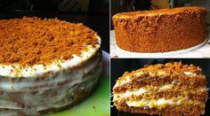 Очень вкусный торт. Рецепт достоин вашего внимания!