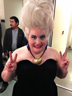 Aidy bryant Ursula pretty sweet