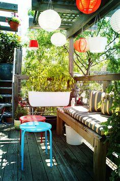Jason Caldeira roof deck