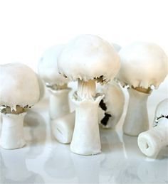 Edible, Chocolate Cluster Candy Mushrooms - 5 pieces