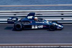 Jody Scheckter (Monaco 1975) by F1-history on deviantART