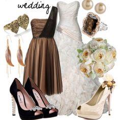 Babette(beauty & beast) wedding