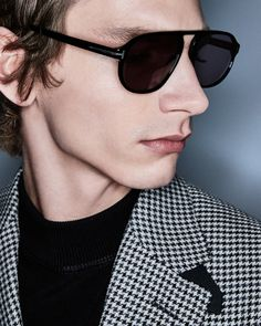 The Harrison Sunglasses. #TOMFORD #TFEYEWEAR