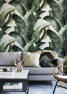 #banana #leave #wallpaper <3