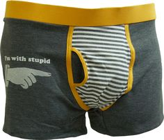 Briefs? Get the best of both in these awesome underwear -breathable bamboo/lycra -serious comfort not so serious prints -made in Toronto ON Canada briefs gitch undies underpants banana hammock whatever you call them we ve got you covered Haha Funny, Stupid, Toronto, Your Style, Gym Shorts Womens, Underwear, Swimwear, Clothes, Shopping