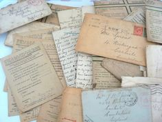 World War 1 140+ Letters & Photocards - Lancashire Fusiliers Soldier of Carlisle