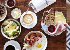 Copenhagen bakery & cafe (Denmark) http://mirabelle-bakery.dk/en/
