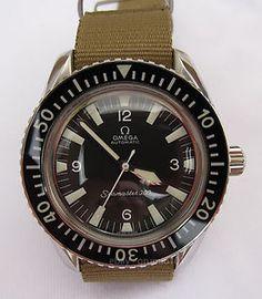 Omega Seamaster 300 no date