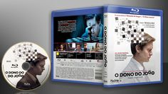 O Dono Do Jogo.(Blu-Ray) - Capa | VITRINE - Galeria De Capas - Designer Covers Custom | Capas & Labels Customizados