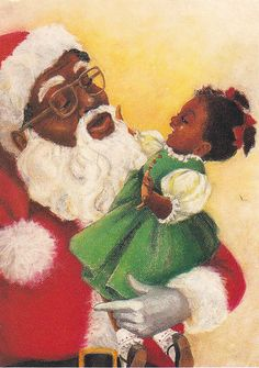85 Best Christmas With African American Flair Images On Pinterest