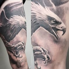 Finished off Rad's rad eagle tonight ... #eagle #tattoo #tattoos #tattooed #ink #inked #bng #bnginksociety #blackandgrey #blackandgreytattoo #inkedmag #eagletattoo #skinartmag #theinkedlife #thebesttattooartists #tattooartist #inkjecta #christchurch #newzealandtattoo @soular_tattoo_nz @inkjecta by matt_parkin_tattoos