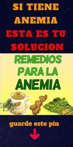 remedios casero para anemia falciforme