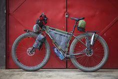 Surly ECR - Off Road Bike Touring - Knards