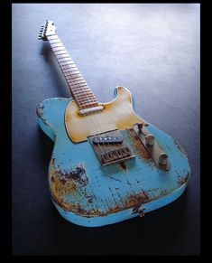 T style guitar