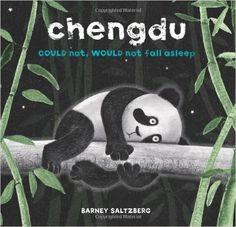 Chengdu Could Not, Would Not, Fall Asleep: Barney Saltzberg: 9781423167211: Amazon.com: Books