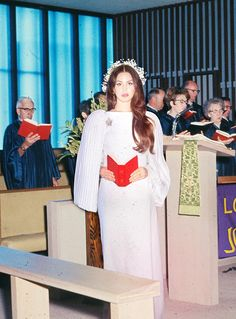 Lana Del Rey's New David LaChapelle Shoot is Life-Changing