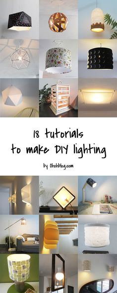 18 ways to make a DI