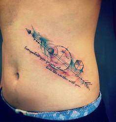 Tattooist:墨言恩@inktalktattoo 幾何潑墨作品 射手 Shooter #墨言刺青 #InkTalk #InkTalkTattoo #InkTalkTattooStudio #Taiwan #Tainan #TaiwanTattoo #台南 #台南刺青 #射手 #箭 #潑墨 #幾何 #幾何刺青 #Shooter #Arrow #ArrowTattoo #GeometricArrow #WatercolorArrow #Geometry #Geometric #GeometricTattoo #Watercolor #WatercolorTattoo