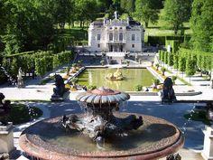 Linderhof Palace~Germany