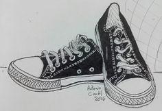 #illustration #ilustração #sketch #sketchbook #draw #drawing #desenho #AllStar
