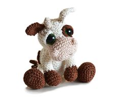 Mable the Cow - Amigurumipatterns.net