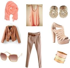 """""""Oh You Make Me Blush Part 1"""" by latoyacl on Polyvore"""