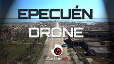 Ruinas de EPECUEN desde un DRONE