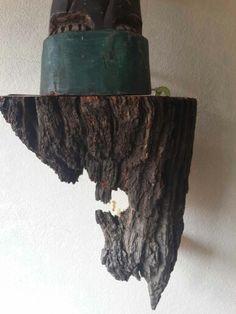 Pedestal Rustico