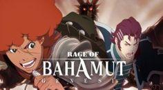 Crunchyroll Begins Streaming 'Rage of Bahamut' Anime Series